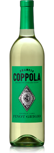 Francis Ford Coppola Diamond Collection Pinot Grigio 2015...